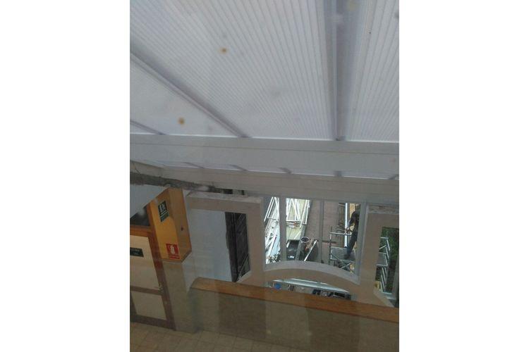 Trabajos de carpintería de aluminio, metálica y PVC