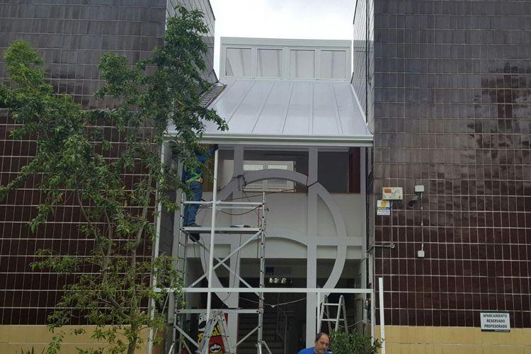 Trabajos de carpintería de aluminio, metálica y PVC en Tenerife