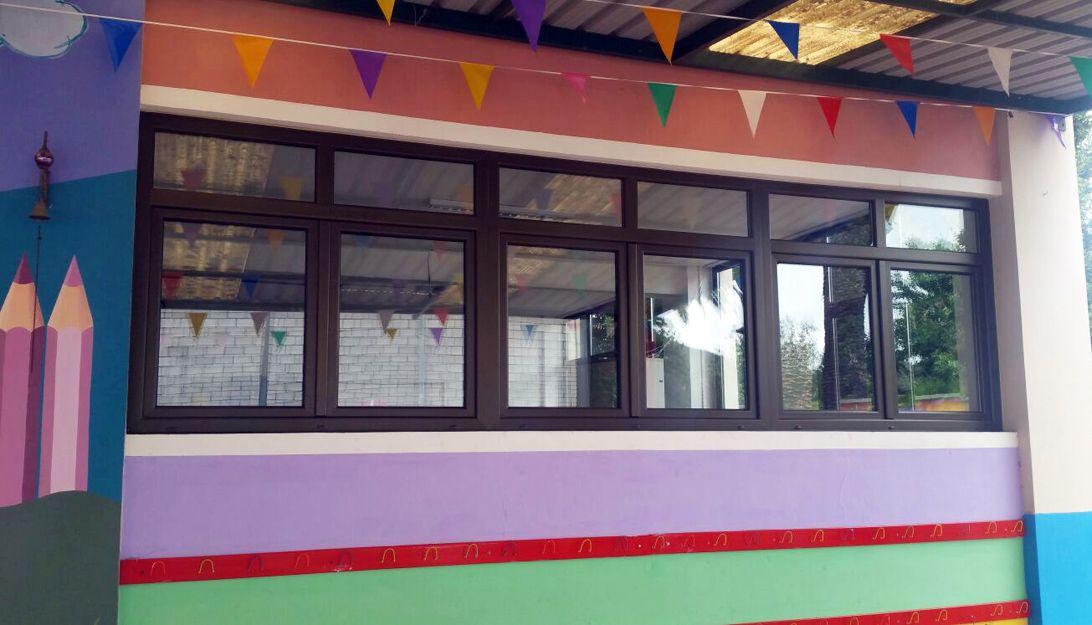 Sustitución de ventanas en San Cristóbal de la Laguna
