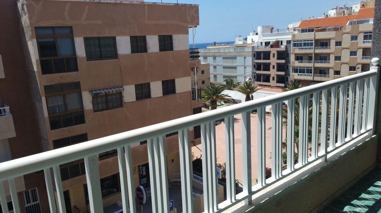 Barandilla para terraza de aluminio