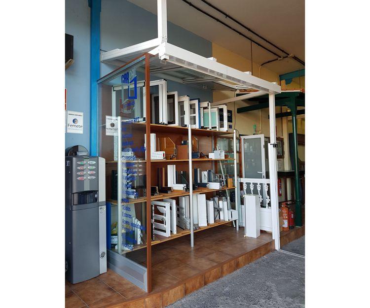 Foto 12 de Carpintería de aluminio, metálica y PVC en Las Mercedes | ALUMINIOS CARPAL