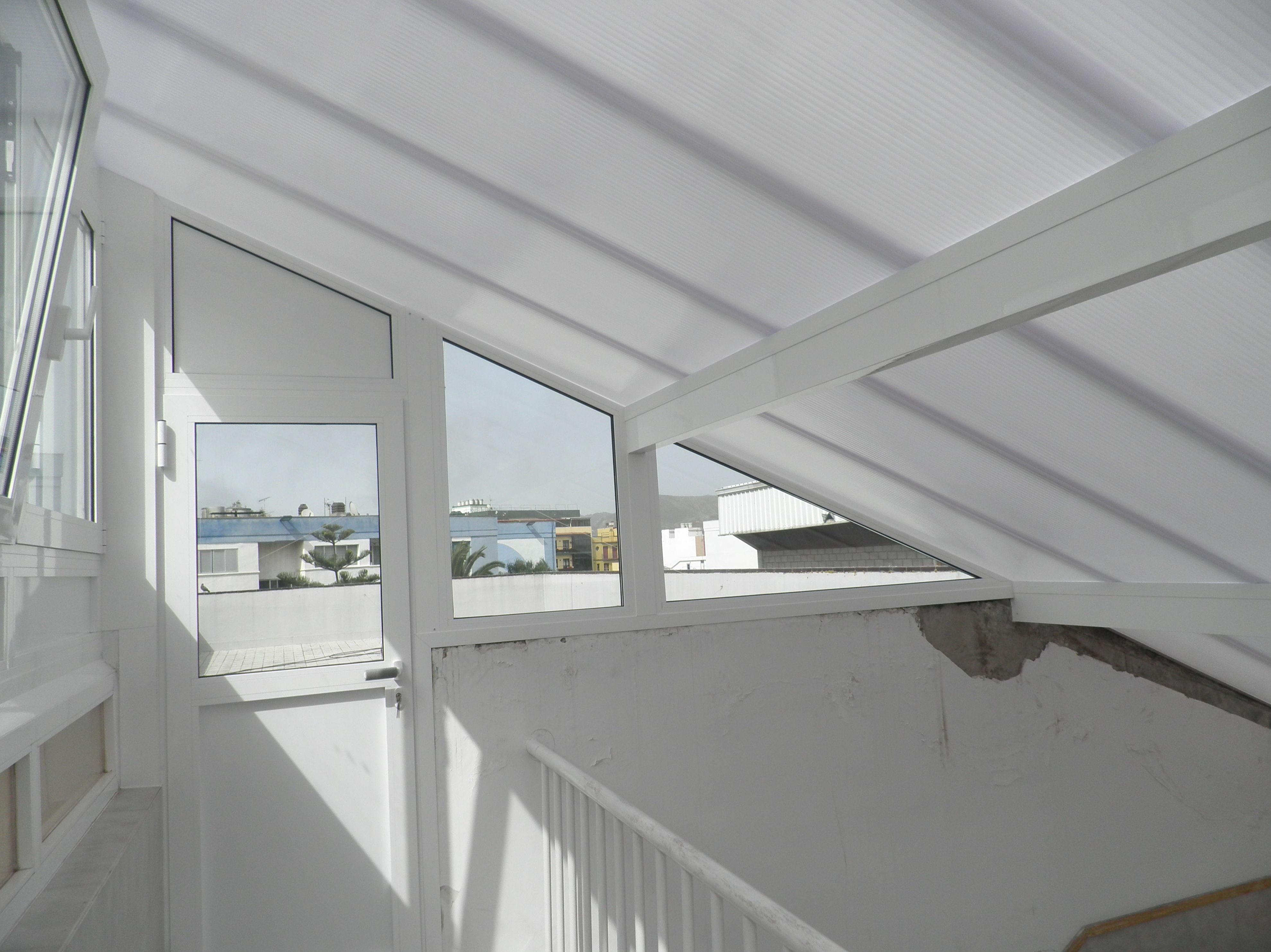 Instalación de techos de aluminio en Santa Cruz de Tenerife