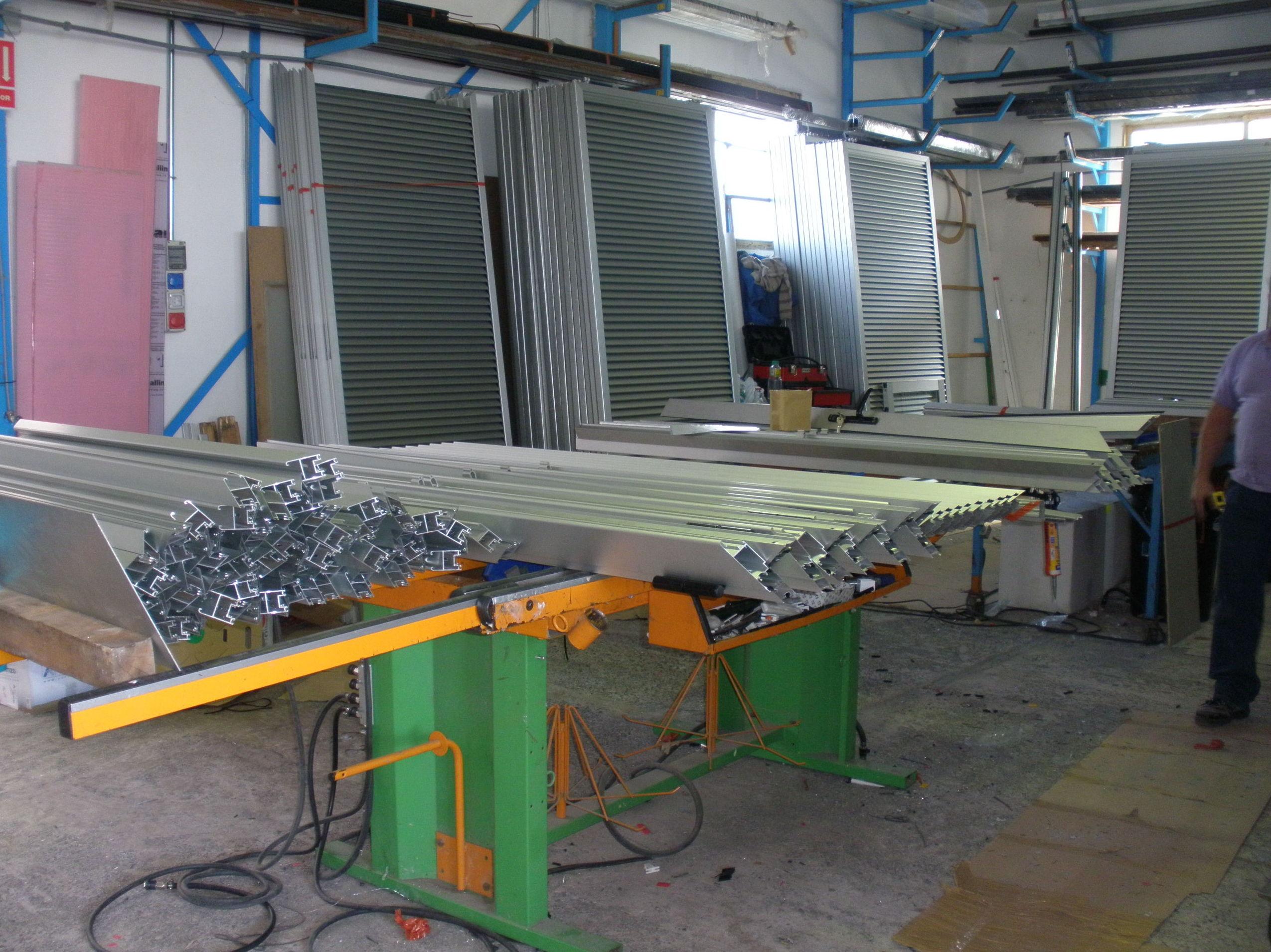 Trabajos de aluminio en Santa Cruz de Tenerife