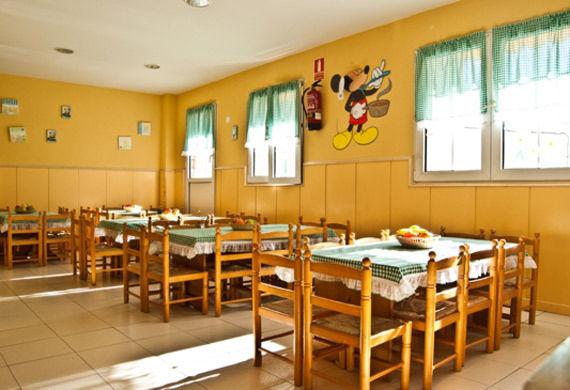 Comedor Escuela Vallecas