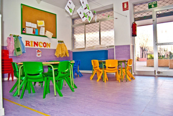 Aula Escuela Moratalaz