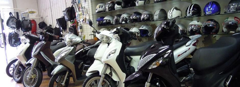 Reparación y venta de motos: Catálogo de Motomax