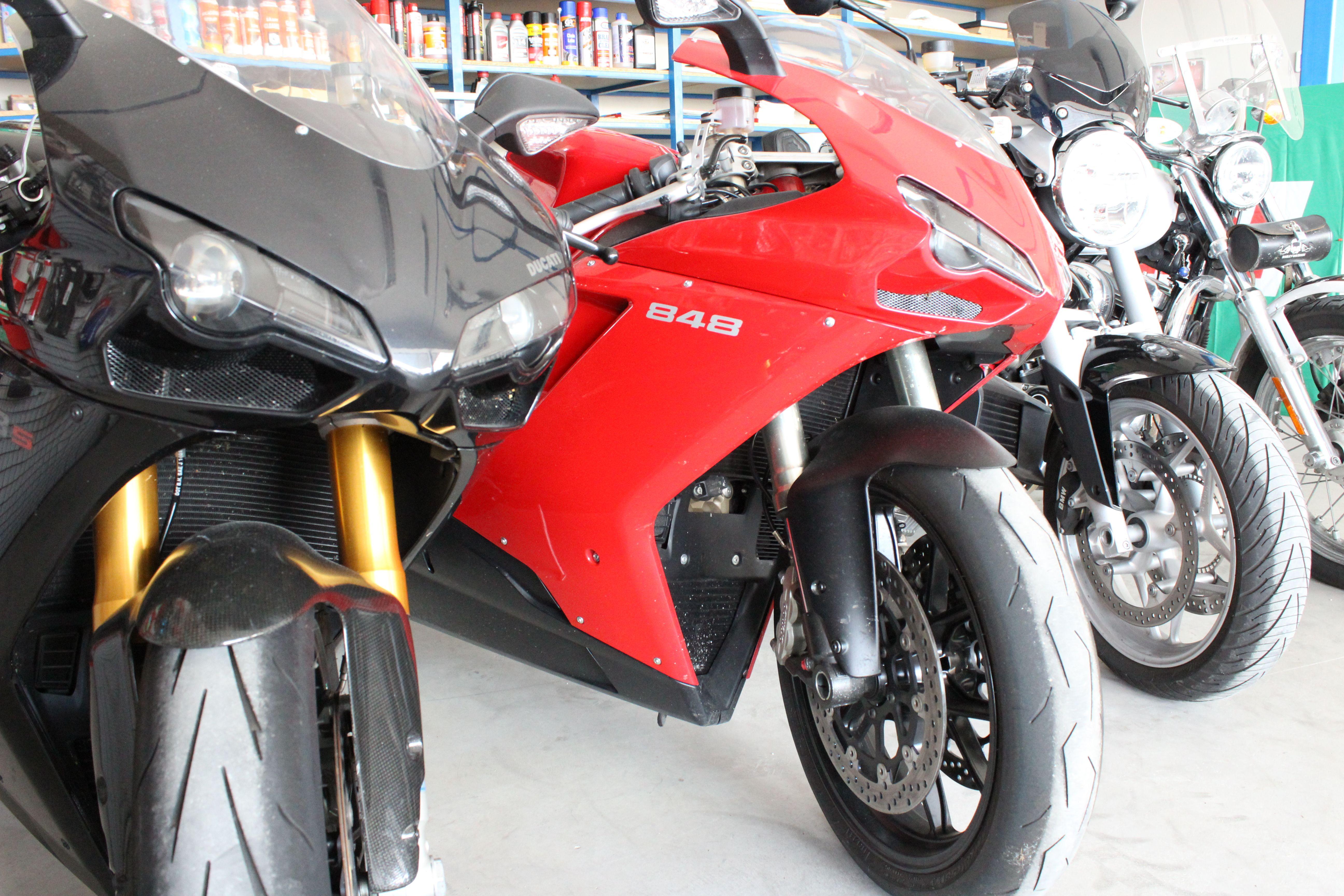 Foto 2 de Motos en Villa del Prado | Motomax