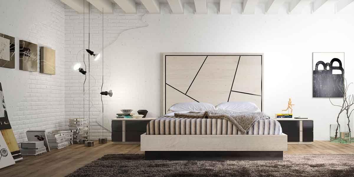 Dormitorios de matrimonio en Getafe