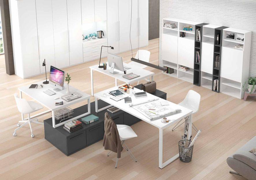 Despachos y escritorios en Getafe