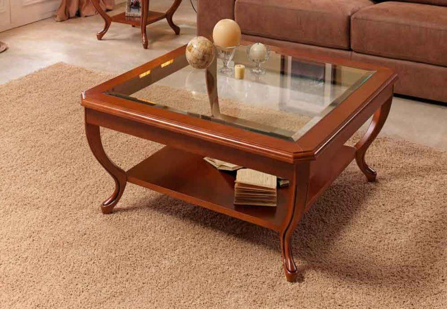 Mesas de Centro Clásicas: Productos de Muebles Díaz