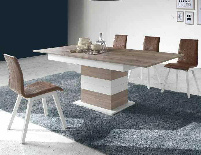 Conjuntos de sillas y mesa de comedor en Getafe