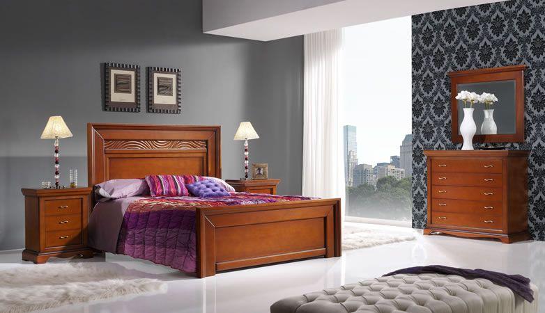 Dormitorios clásicos en Getafe