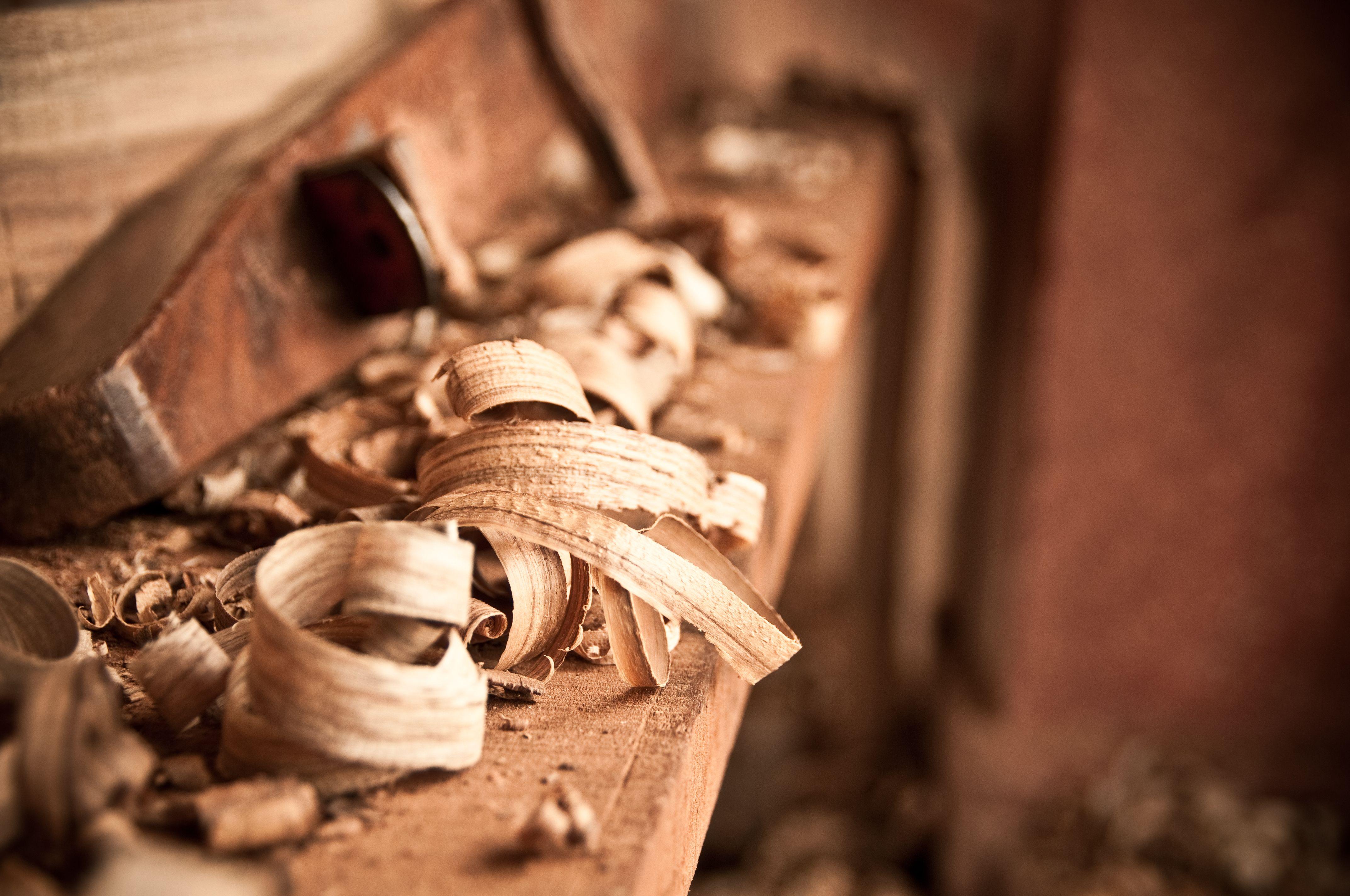 Muebles de madera en Barcelona