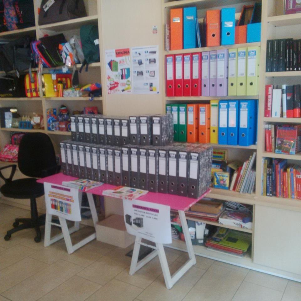 Imprenta y papelería en Barcelona