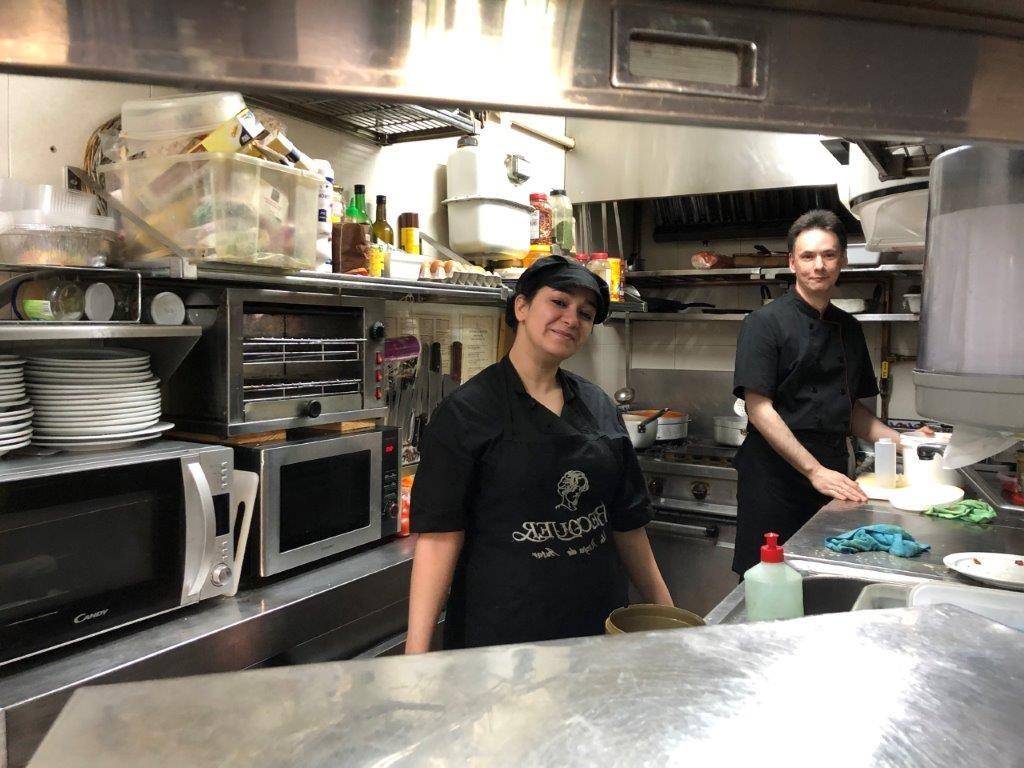 Nuestros cocineros