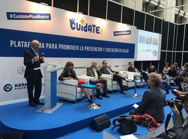 """González Jurado demanda """"coraje político"""" para cambiar a un sistema viable basado en el cuidar"""