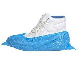 Cubre calzado polietileno liso