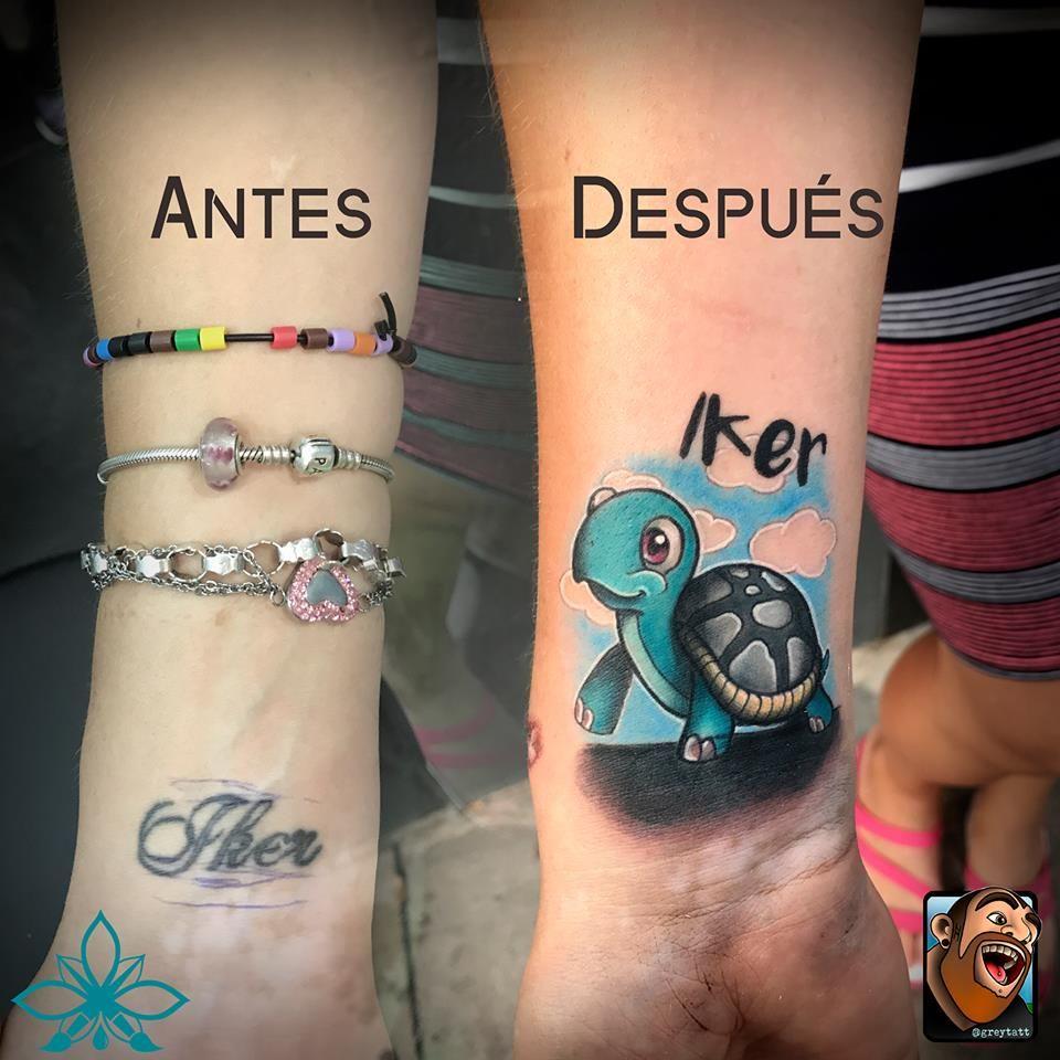 Trabajamos todos los estilos de tatuaje