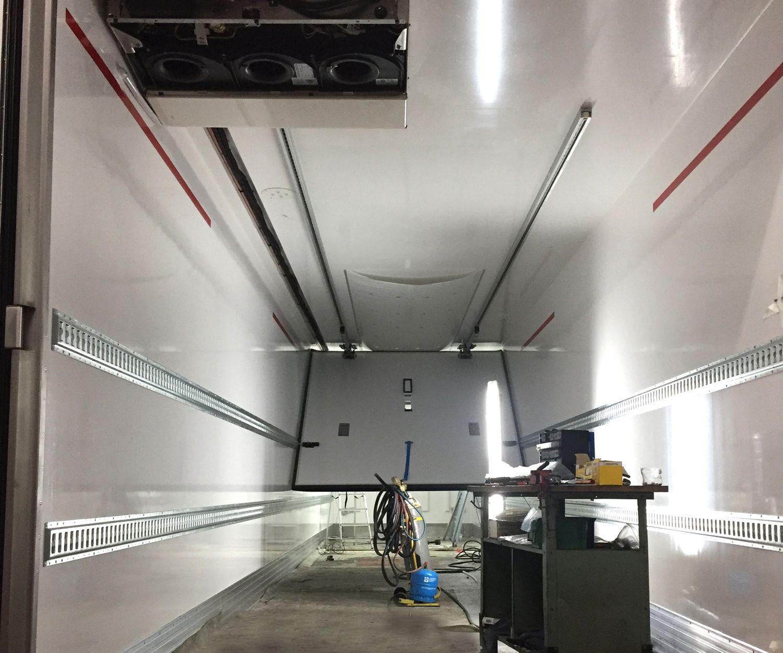 Equipos frigoríficos para camiones en Valencia