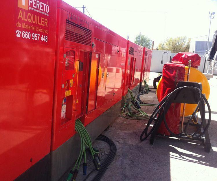 Empresa de cuadros eléctricos en Valencia