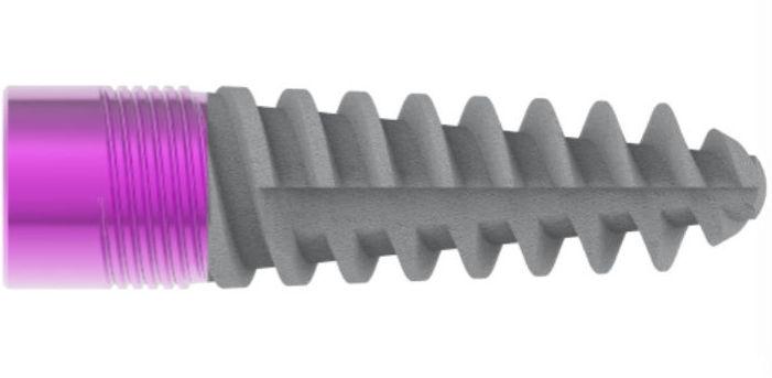 Ultimo diseño de Implante