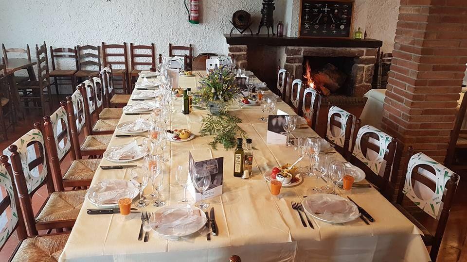Company dinners in Pallejà