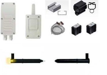 Kit de seguridades para adaptar puerta batiente a normativas