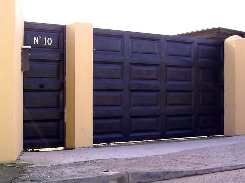 Puertas correderas y peatonales automáticas