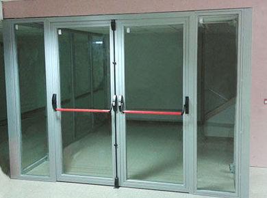 Puertas y Fijos de Vidrio cortafuegos modelo EI2 LEO