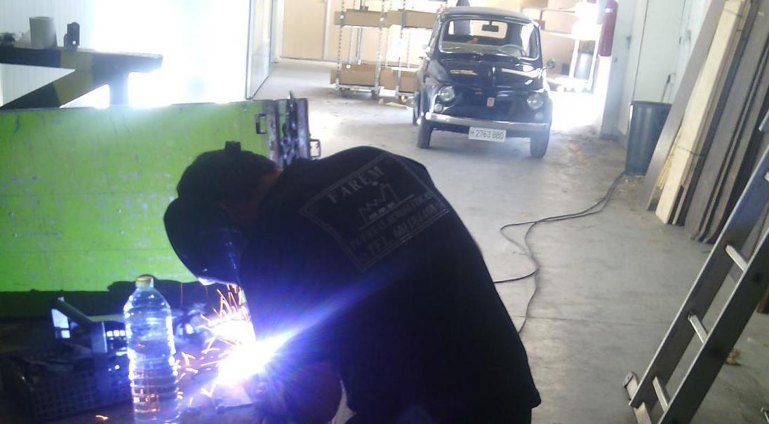 Fabricación Instalación Reparación Mantenimiento