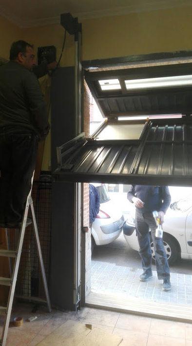 Motor kit lateral de cadena prelevas y guillotina