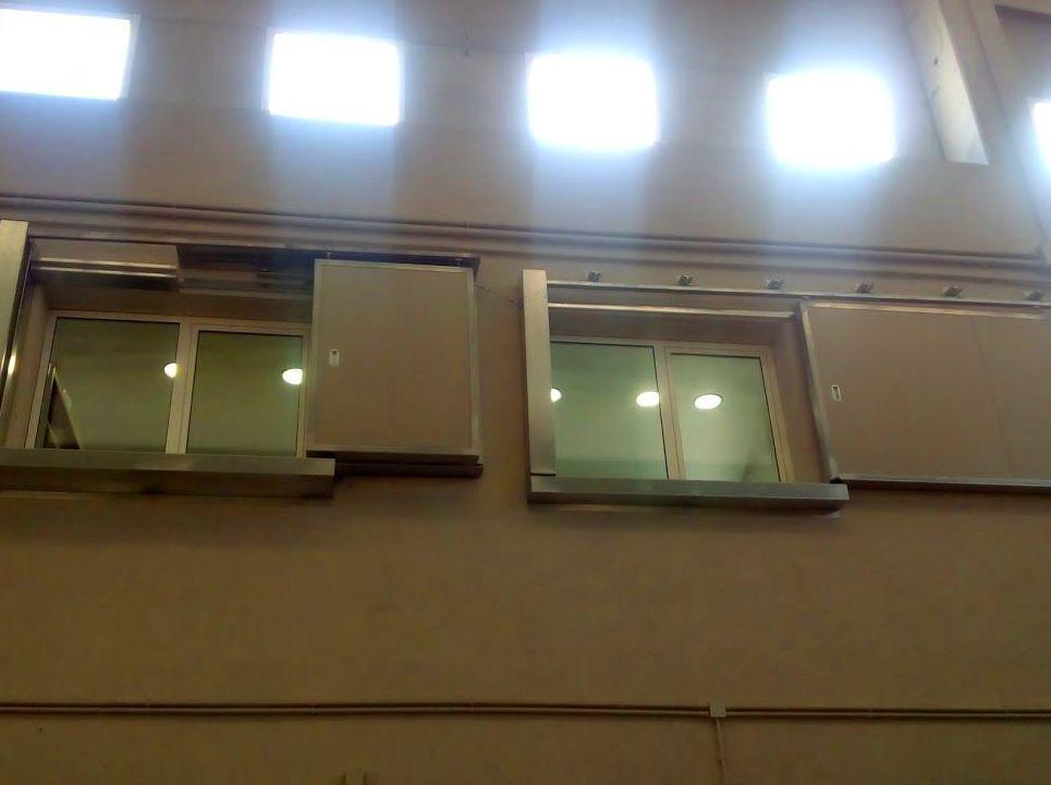 CORREDERA RF120 1 Y 2 HOJAS TELESCOPICAS