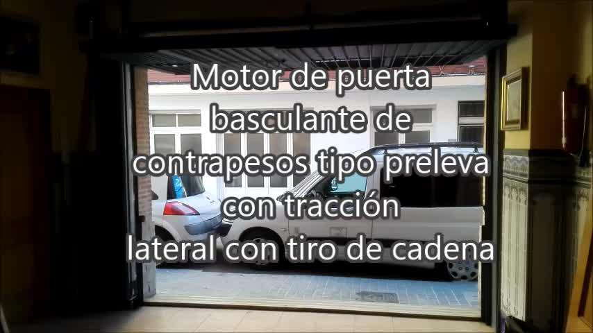 Motor kit lateral por cadena prelevas y guillotinas }}