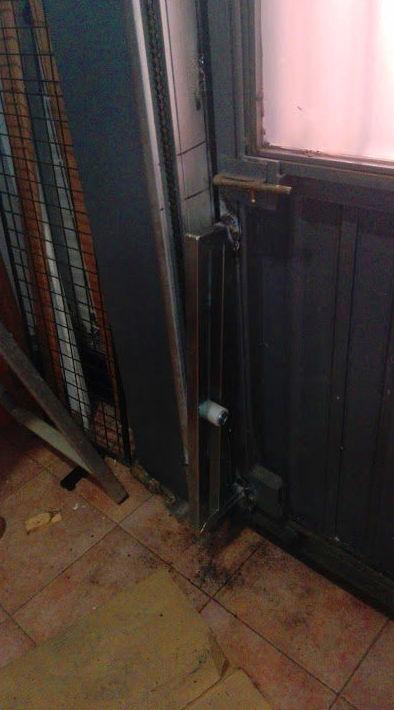Motor kit lateral de cadena preleva y guillotina