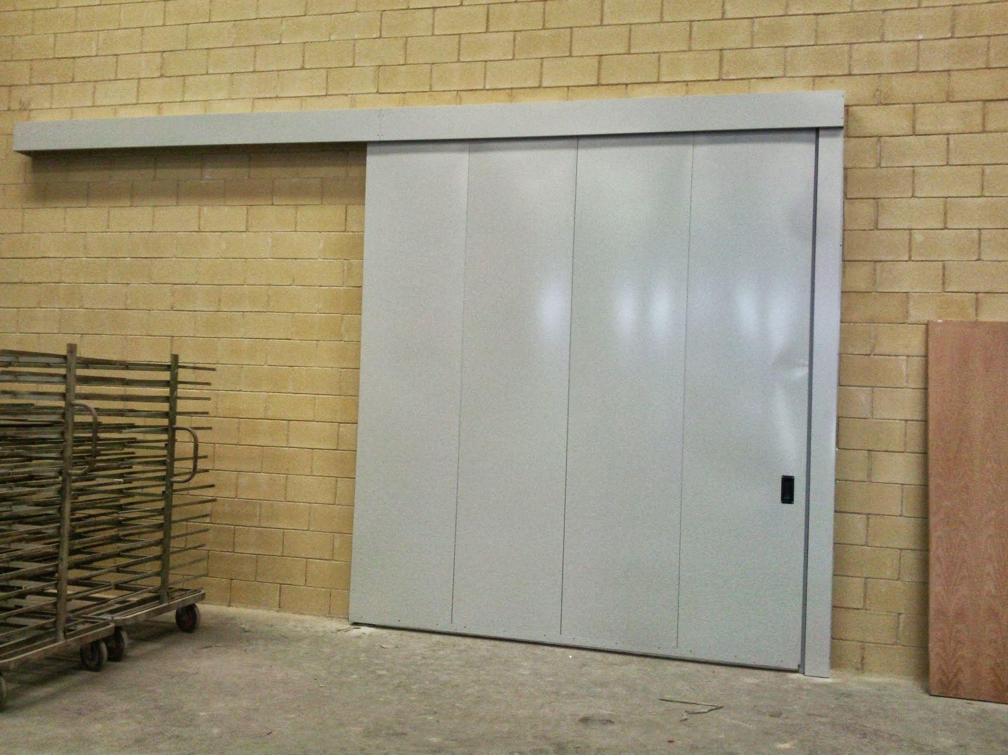 Puertas cortafuegos resistencia 60/90/120/180/240 minutos