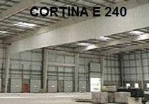 Cortina textil cortafuegos E 240