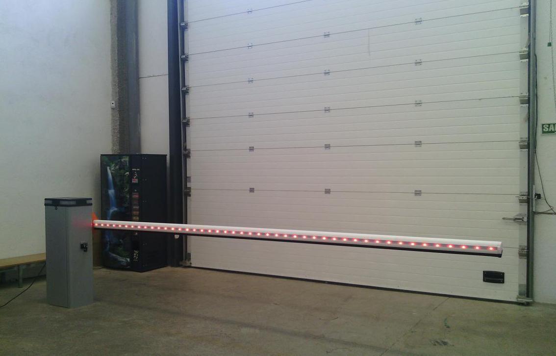 Barreras automáticas de parking de uso intensivo sistema ... - photo#14
