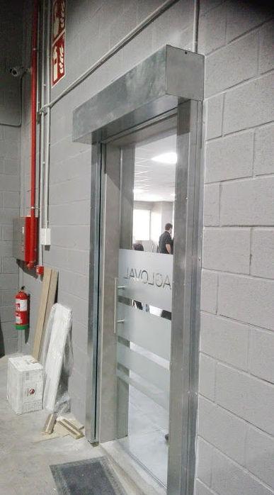 Foto 13 de Puertas automáticas en VALENCIA | Farem Puertas Automáticas
