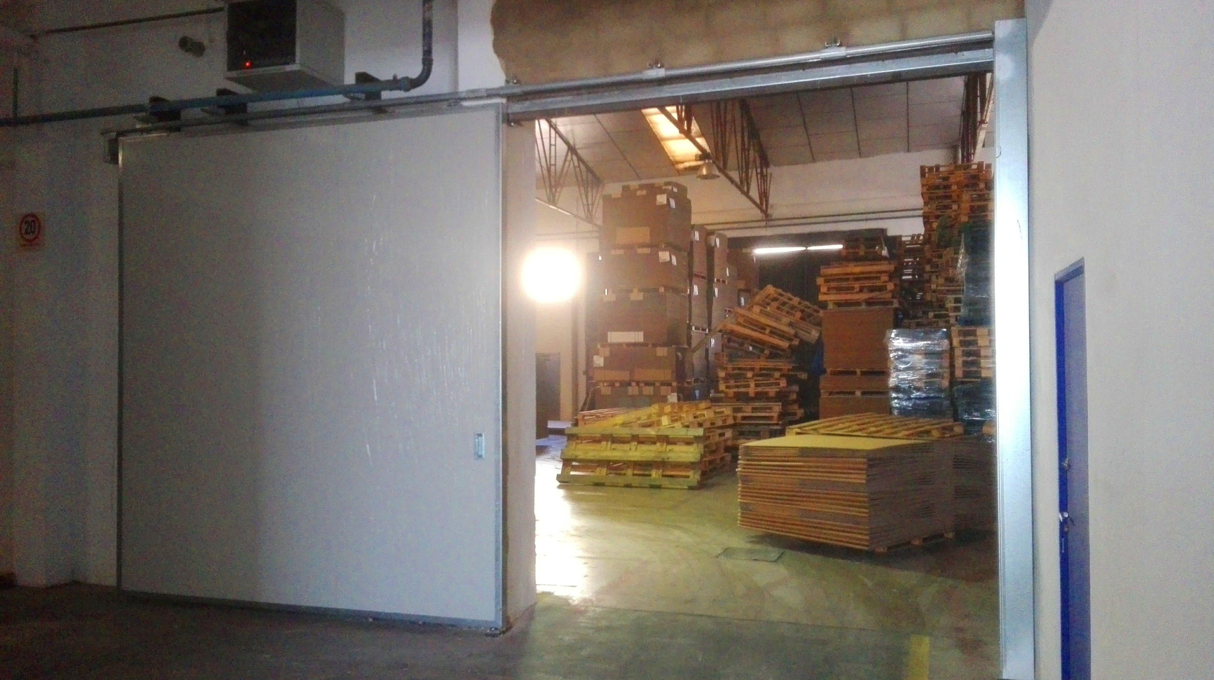 Puerta corredera cortafuegos resistencia 60 minutos EI2-60 , cierre por fusible térmico