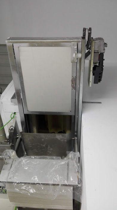 Puerta especial cortafuegos montaje en techo