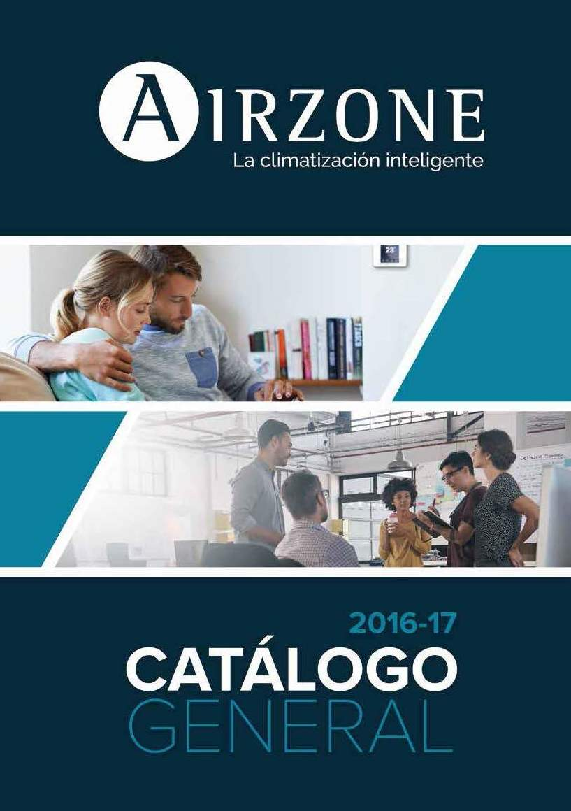 Catálogo General Airzone 2016 - 2017