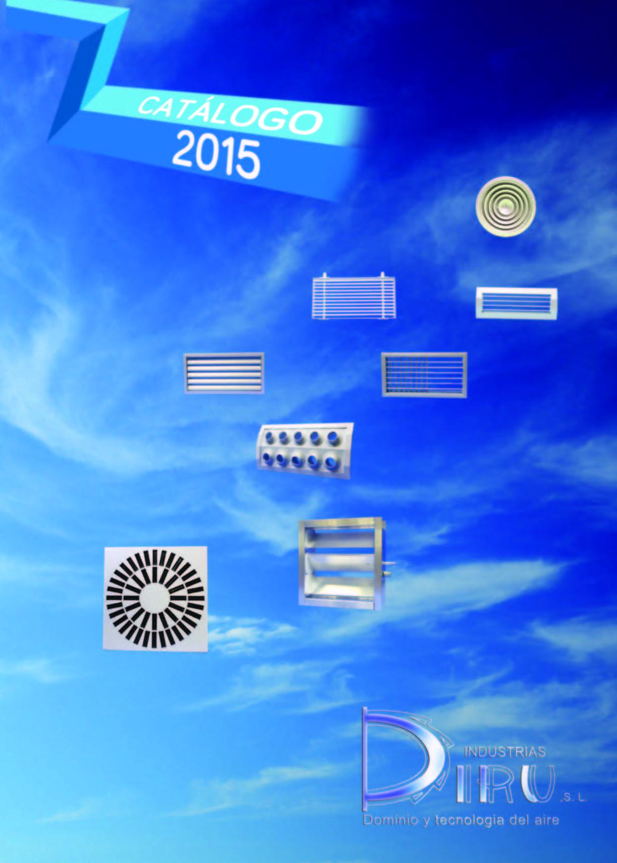 Catálogo Diru 2015