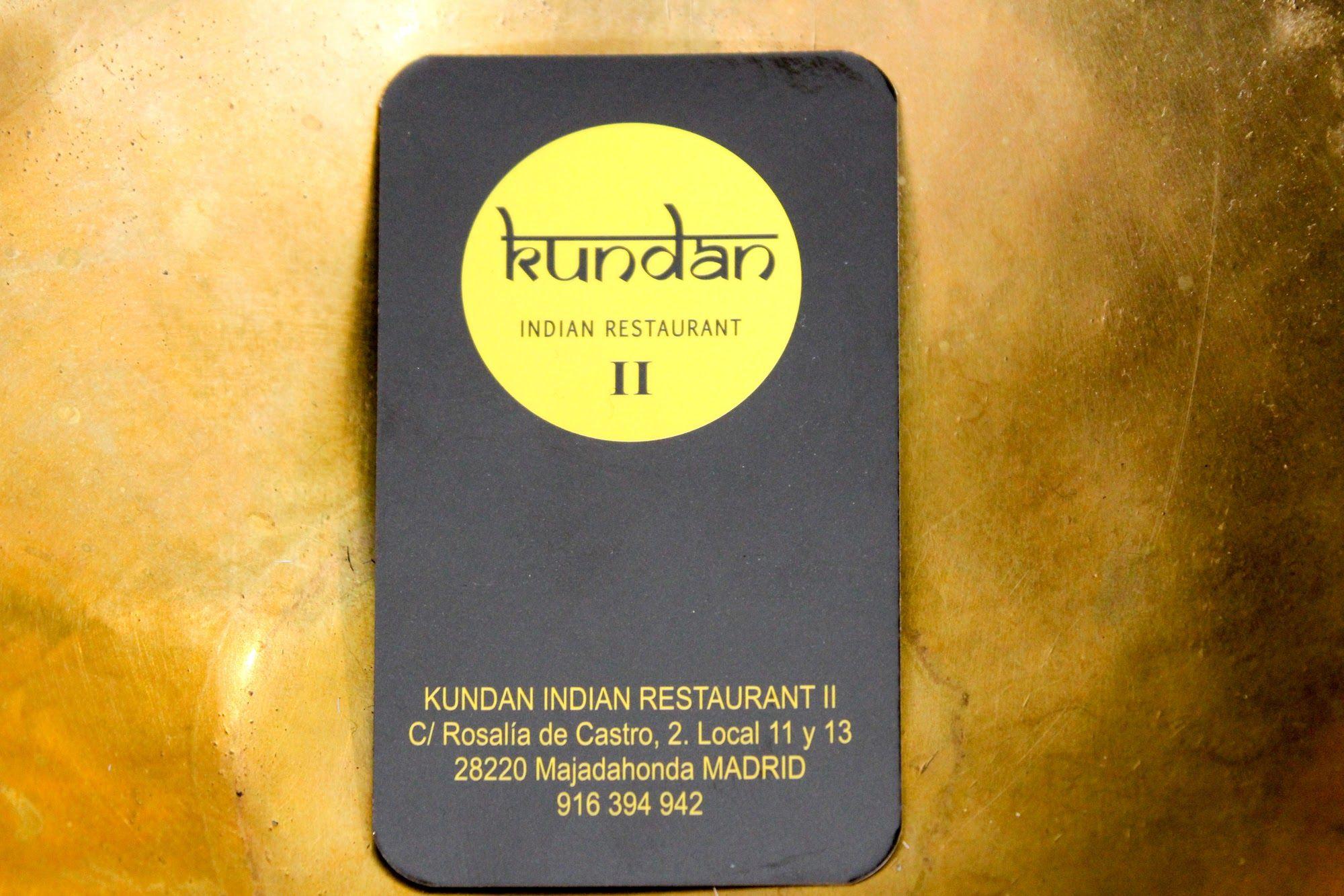 Foto 2 de Amplia variedad de platos de cocina india en Majadahonda | Kundan II