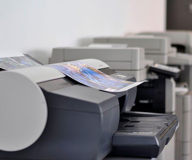Fotocopiadoras, multifunción, impresoras