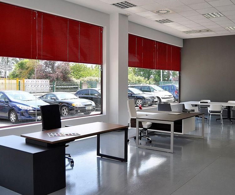 Proyectos de interiorismo e instalación de oficinas