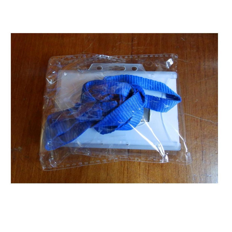 Porta tarjetas de plástico - Identificador: Productos de Solutar - Soluciones de tarjetas