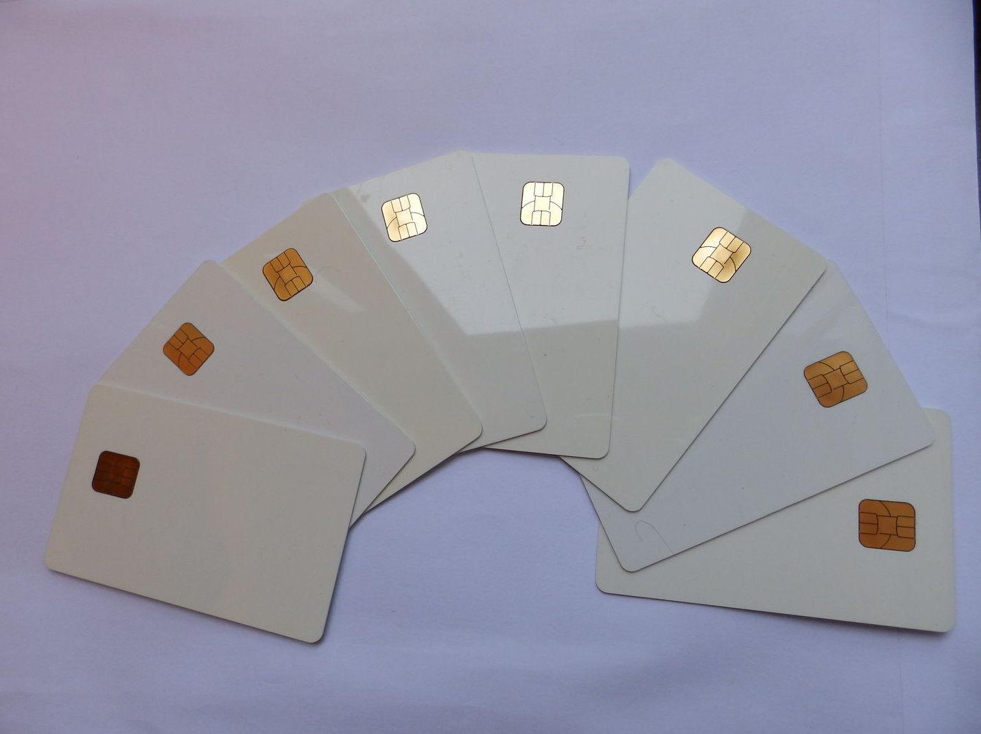 Tarjetas de PVC smartcards con chip de contacto  Madrid http://www.solutarmadrid.es/es/