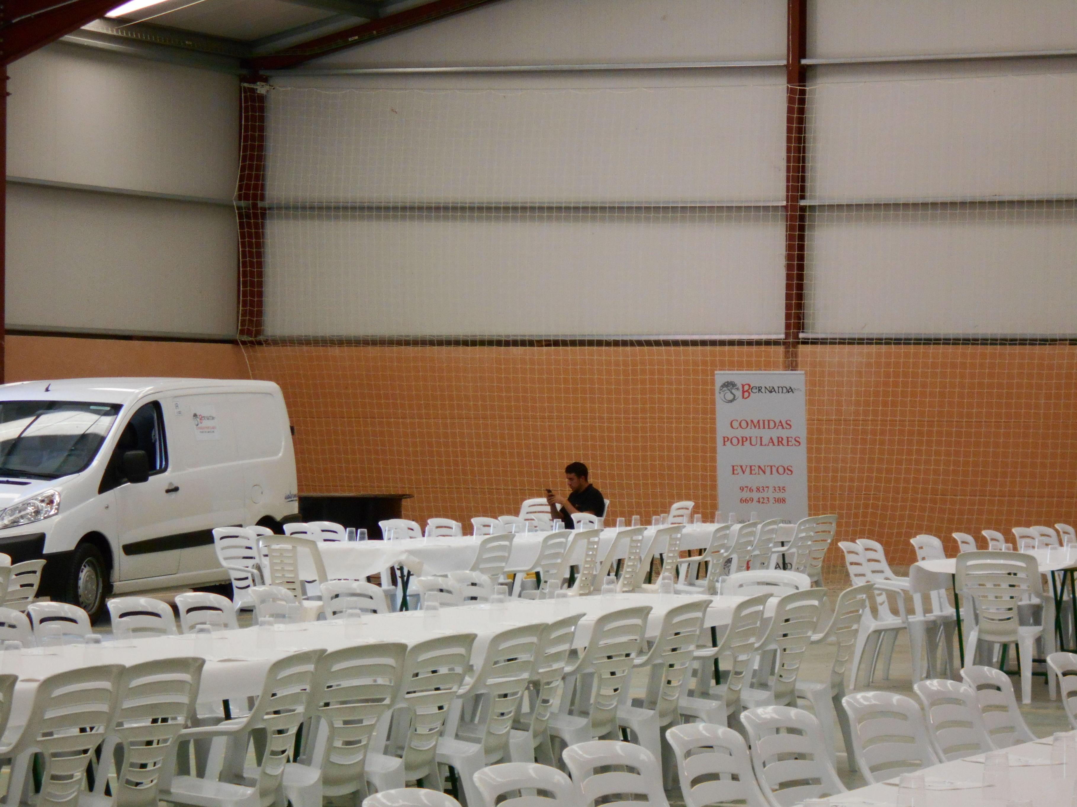 Foto 25 de Organización de eventos en Letux | Eventos Bernama
