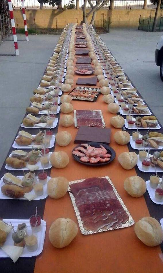 Catering para eventos en Zaragoza