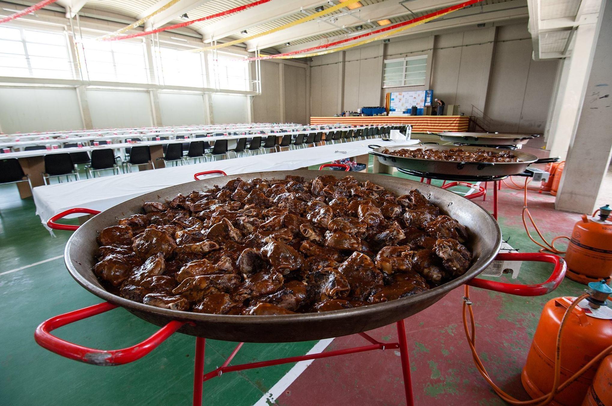 Caldereta de toro: Soluciones para sus comidas de Eventos Bernama
